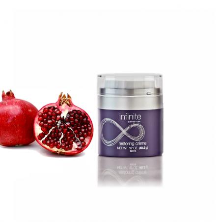 Infinite by Forever restoring creme™ - bezzapachowy krem odświeżający - 15 składników odżywiających i odmładzających skórę