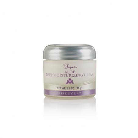 Forever Sonya Aloe Deep Moisturizing Cream™ - aloesowy głęboko nawilżający krem z ceramidami i ekstraktem z kory sosny