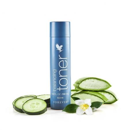 Forever Balancing Toner™ - aloesowy tonik normalizujący - wspiera równowagę pH skóry, odświeża, koi i nawilża