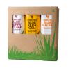 Forever Aloe Vera Mix™ - TRÓJPAK - miąższ z liści aloesu + z sokiem z żurawin + z sokiem z brzoskwiń wzbogacony w witaminę C