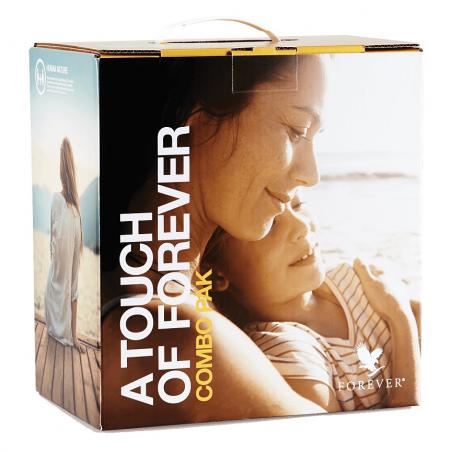 Zestaw Touch of Forever Start Your Journey™ - wspaniały zestaw prezentowy z najlepszymi produktami dla zdrowia i urody