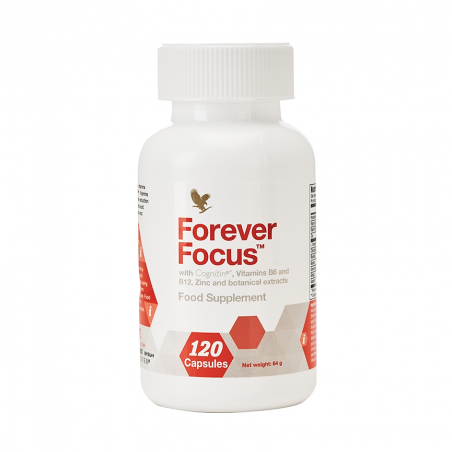 Forever Focus™ - wspomaga pamięć, jasność umysłu i koncentrację