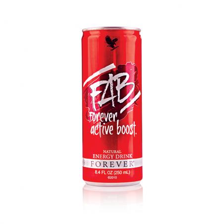 FAB Forever Active Boost™ - napój zalecany przy intensywnym wysiłku fizycznym - opakowanie 12 szt. x 250 ml