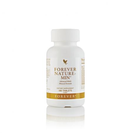 Forever Nature Min™ - tabletki z minerałami pochodzenia naturalnego