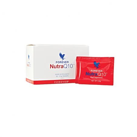 Forever NutraQ10™ - doskonałe połączenie witamin, składników mineralnych oraz koenzymu Q10
