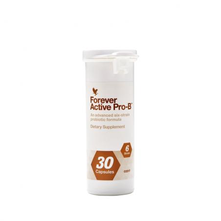 Forever Active Pro-B™ - zawiera 6 szczepów bakterii probiotycznych